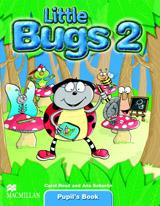 Little Bugs 2 Pupil´s Book