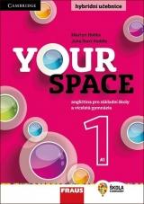 Your Space 1 uèebnice CZ vydání
