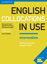 English Collocations in Use Intermediate, 2. edice
