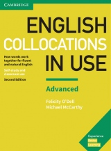 English Collocations in Use: Advanced, 2. edice