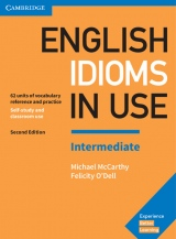English Idioms in Use with answers Intermediate, 2. edice
