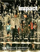Impact 1 Student Book + Workbook Combo Split A