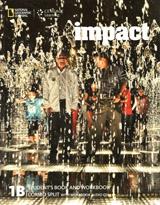 Impact 1 Student Book + Workbook Combo Split B