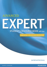 Expert Advanced 3rd Edition Student´s Resource Book