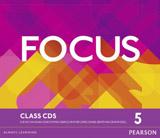 Focus 5 Class CDs