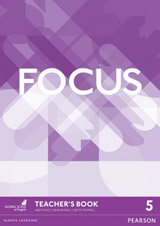 Focus 5 Teacher´s Book