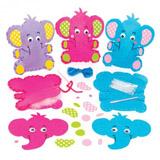 Šitíèko sloni (3 kusy) - AV116