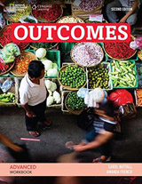 Outcomes (2nd Edition) Advanced Workbook with Workbook Audio CD