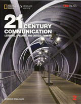 21st Century Communication: Listening, Speaking and Critical Thinking Student Book 2