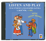 CD Listen and play - WITH TEDDY BEARS!, 1. díl (1-82-1)