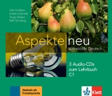 Aspekte neu C1 audio CD zum Lehrbuch