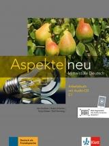 Aspekte neu C1 Arbeitsbuch + CD