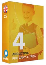 Angliètina pro ŽÁKY 4. tøídy - online