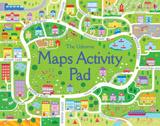 Maps activity pad