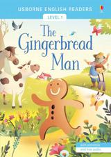 Usborne English Readers 1 The Gingerbread Man