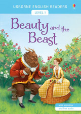 Usborne English Readers 1 Beauty and the Beast