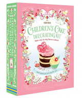 Children´s cake decorating kit