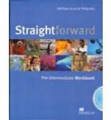Straightforward Pre-Intermediate Workbook (Without Key)