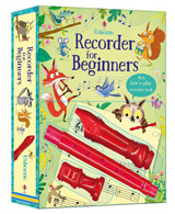 Recorder for beginners gift set