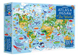 The world jigsaw and atlas