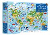 The world jigsaw and atlas