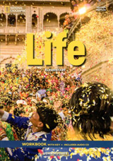 Life Elementary 2nd Edition Workbook with Key and Workbook Audio