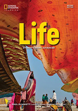 Life Advanced 2nd Edition Student´s Book with App Code
