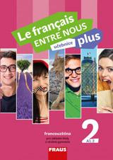 Le francais ENTRE NOUS plus 2 uèebnice