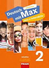 Deutsch mit Max neu + interaktiv 2 Uèebnice