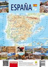 Mapa Espaòa