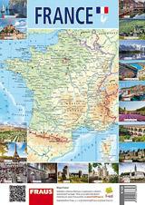 Mapa France