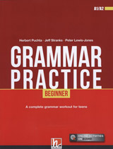 Grammar Practice Beginner Student´s Book + e-zone