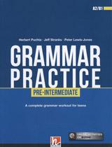 Grammar Practice Pre-intermediate Student´s Book + e-zone