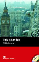 Macmillan Readers Beginner This is London + CD