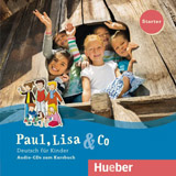 Paul, Lisa & Co Starter Audio CD (2x)