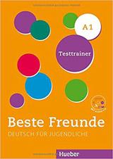 Beste Freunde A1 Testtrainer + Audio CD