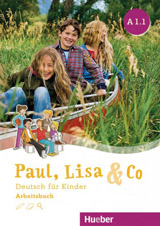 Paul, Lisa & Co A1/1 Arbeitsbuch