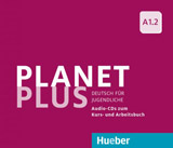 Planet Plus A1.2 2 Audio CDs zum KB, 1 Audio CD zum AB
