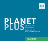 Planet Plus A2.1 2 Audio CDs zum KB, 1 Audio CD zum AB