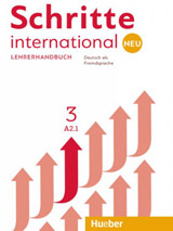 Schritte international Neu 3 Lehrerhandbuch