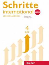 Schritte international Neu 4 Lehrerhandbuch