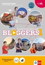 Bloggers 1 A1.1 2 dílný pracovní sešit s kódem
