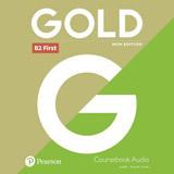 Gold First (New 2018 Edition) Class Audio CDs
