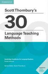 Scott Thornbury´s 30 Language Teaching Methods