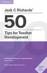 Jack C Richards´ 50 Tips for Teacher Development
