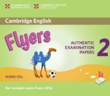 Cambridge English Young Learners 2 for revised exam from 2018 Flyers Audio CD