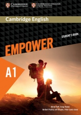 Cambridge English Empower Starter Student´s Book