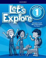 Let´s Explore 1 Workbook CZ