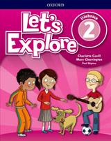 Let´s Explore 2 Student´s Book CZ