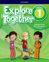 Explore Together 1 Student´s Book CZ